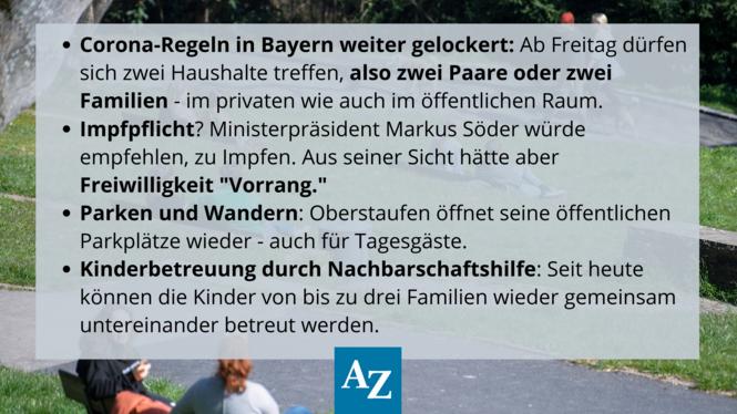 Corona Newsblog Teil 10 Alle Entwicklungen Im Allgau Vom 04 Mai Bis 10 Mai Nachrichten Aus Bayern Allgauer Zeitung