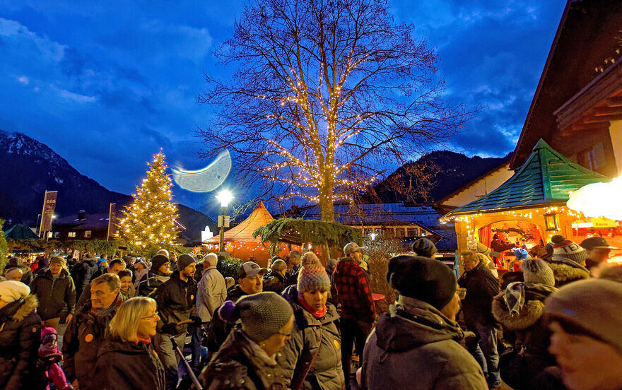 Weihnachtsmarkt Achern 2021