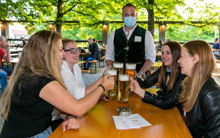 Familienfeiern Erlaubt Bayern