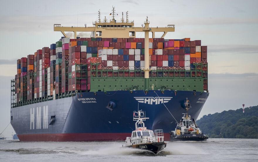 Containerschiff Lauft Auf Grund Und Blockiert Den Suezkanal Welt Nachrichten Aus Deutschland Und Europa Allgauer Zeitung