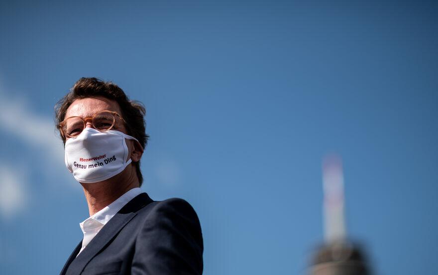 Maskenpflicht Strafe Nrw