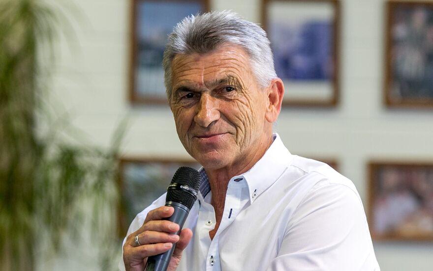 Klaus Augenthaler Verheiratet