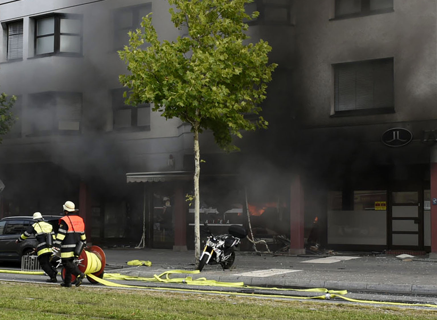 Explosion In Bayern Heute