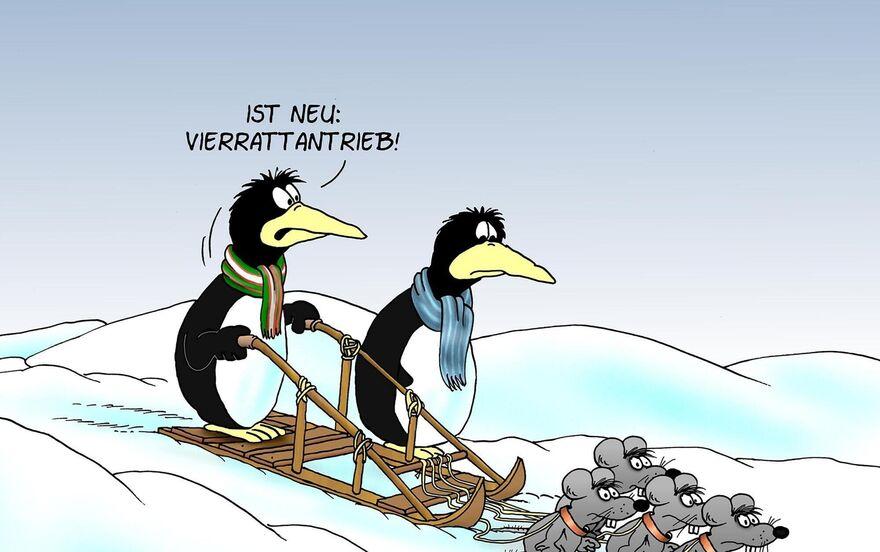 Cartoons Uli Stein