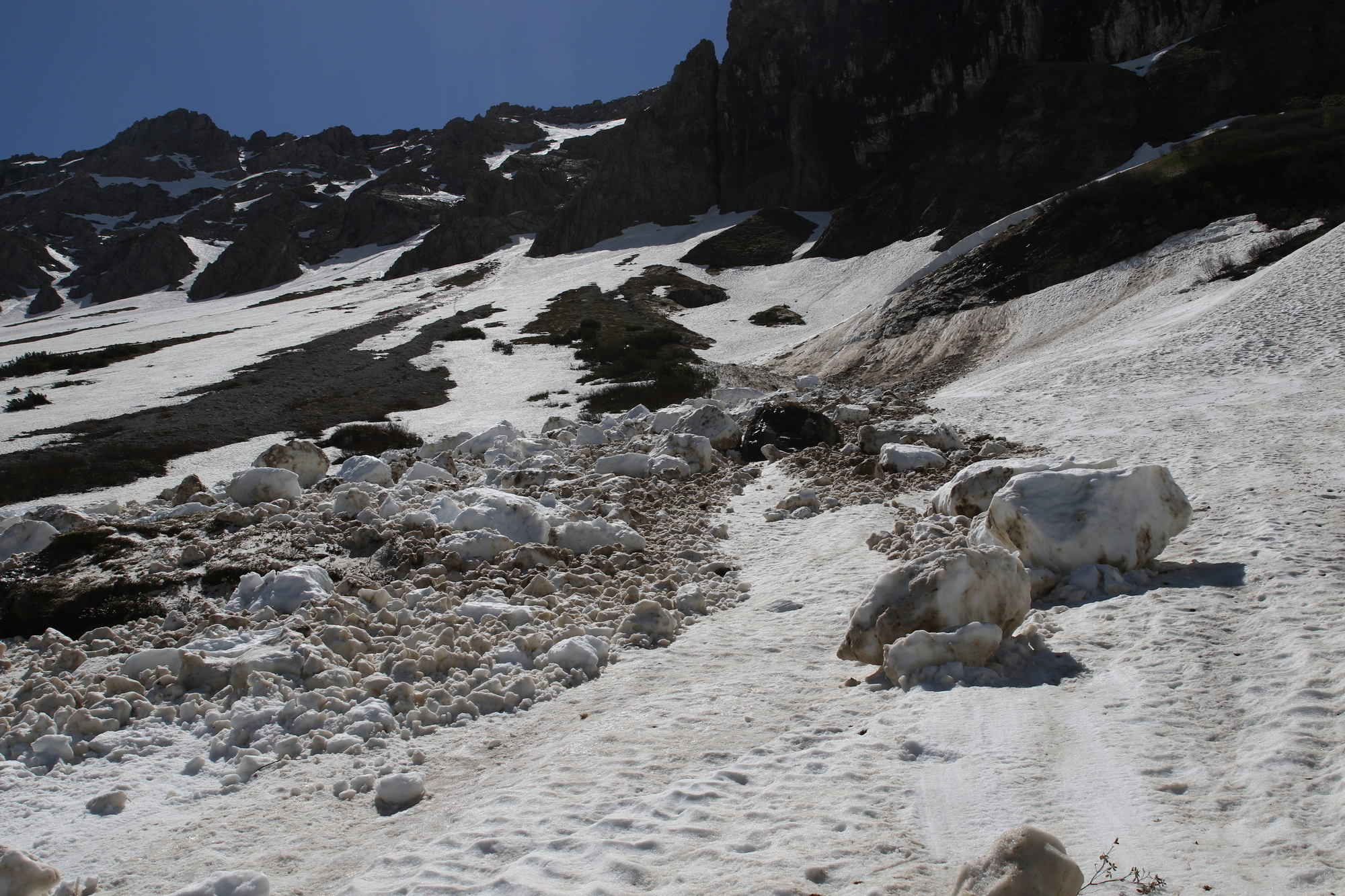 Bergunfall Oberstdorf