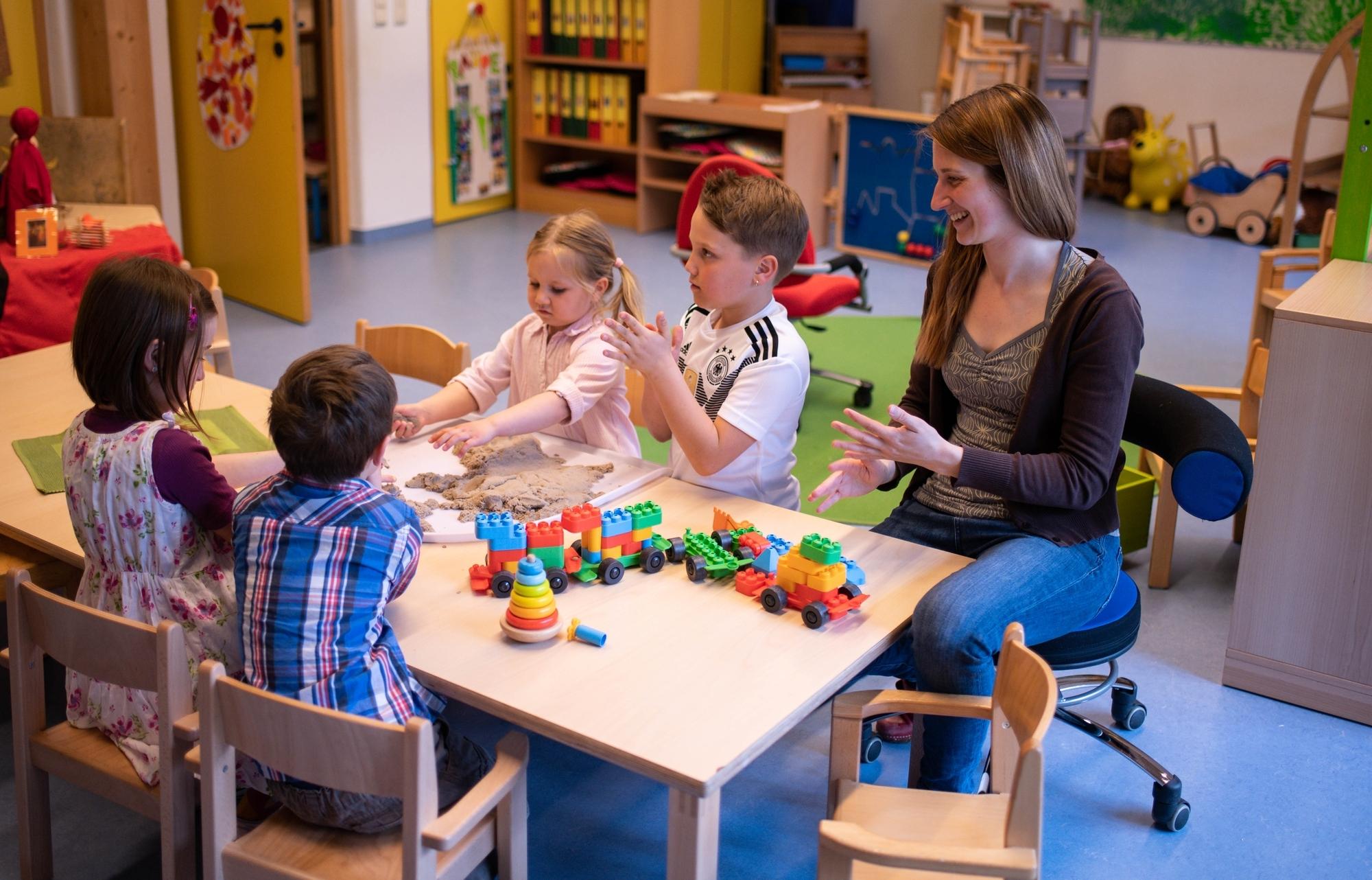 Kindergartengebühren Nrw