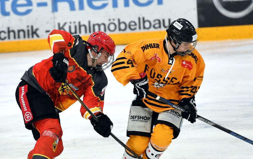 Eishockey Saison 2021 17