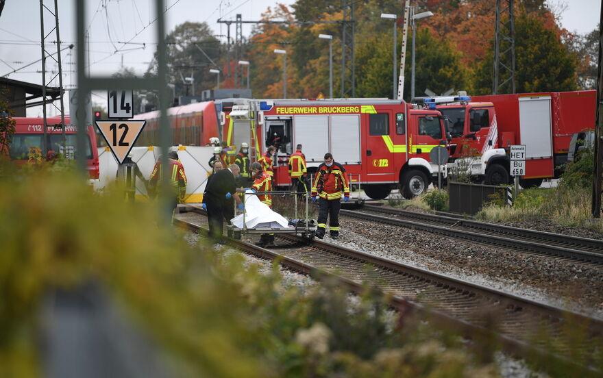 Bahnunfall Heute Bayern