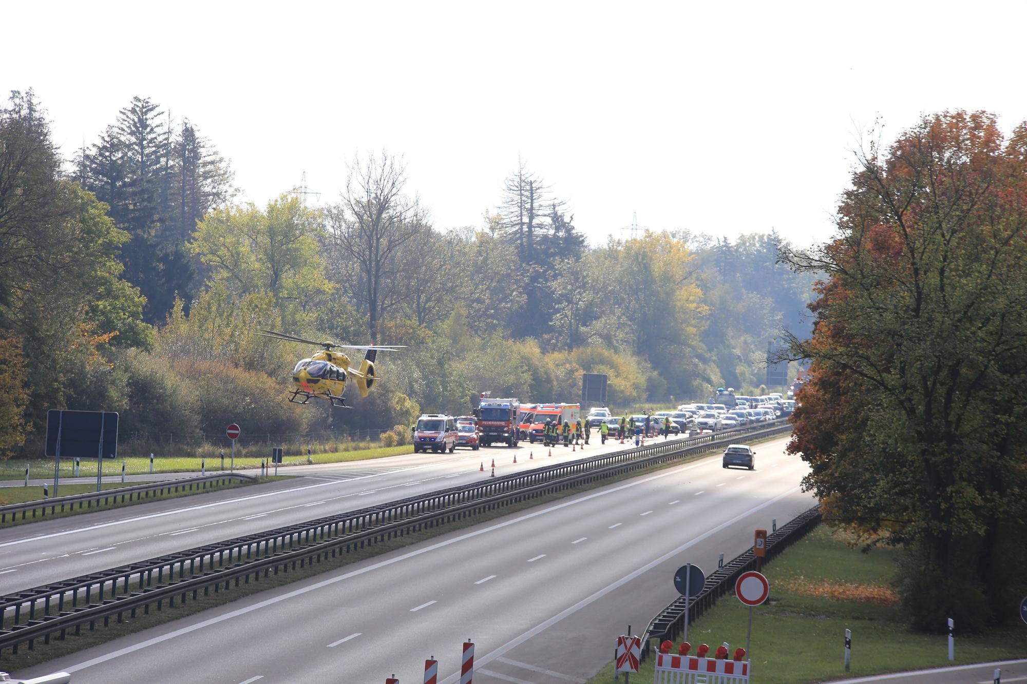 Unfälle Heute A7