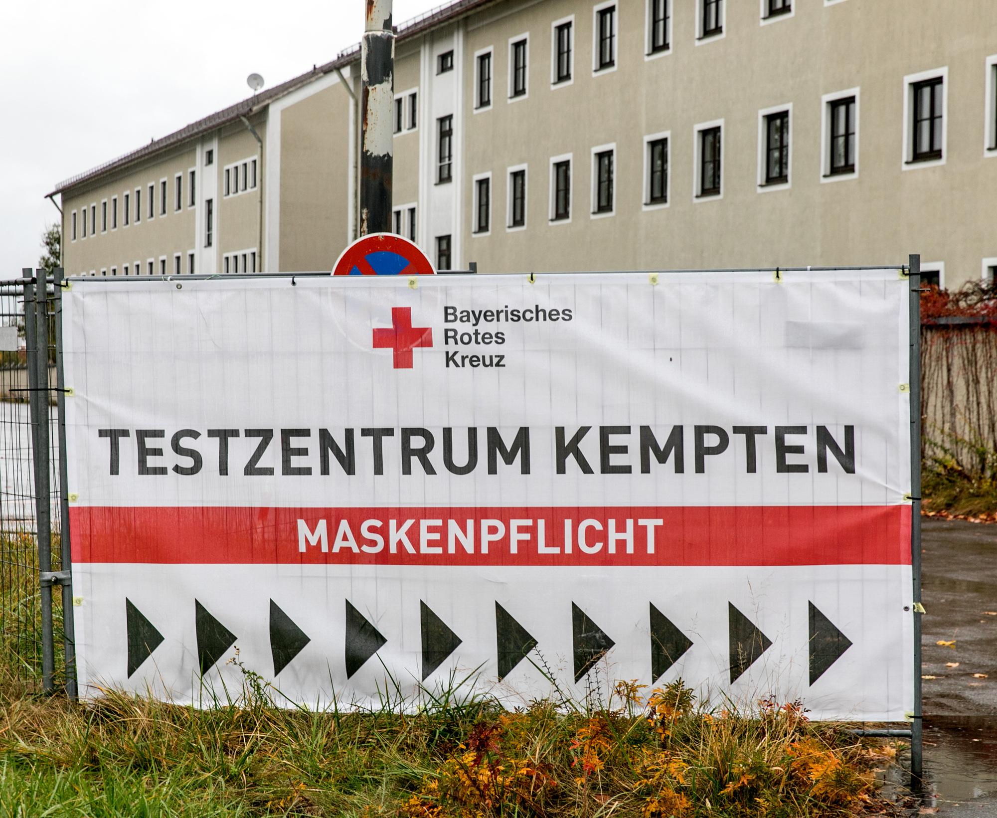 Coronavirus Testzentrum in Rostock | Centogene