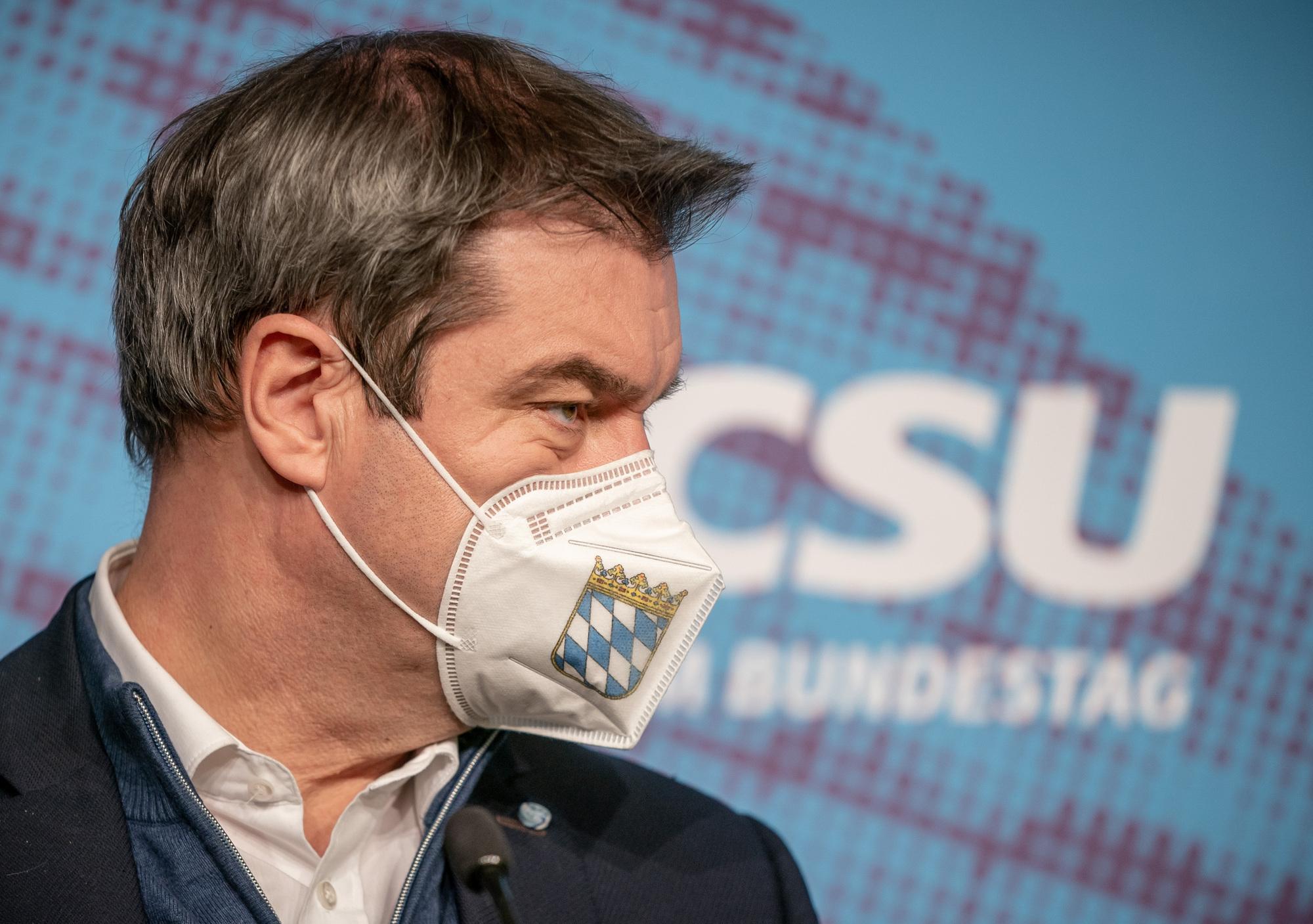 Bayern beschließt FFP2-Maskenpflicht für Nahverkehr und ...