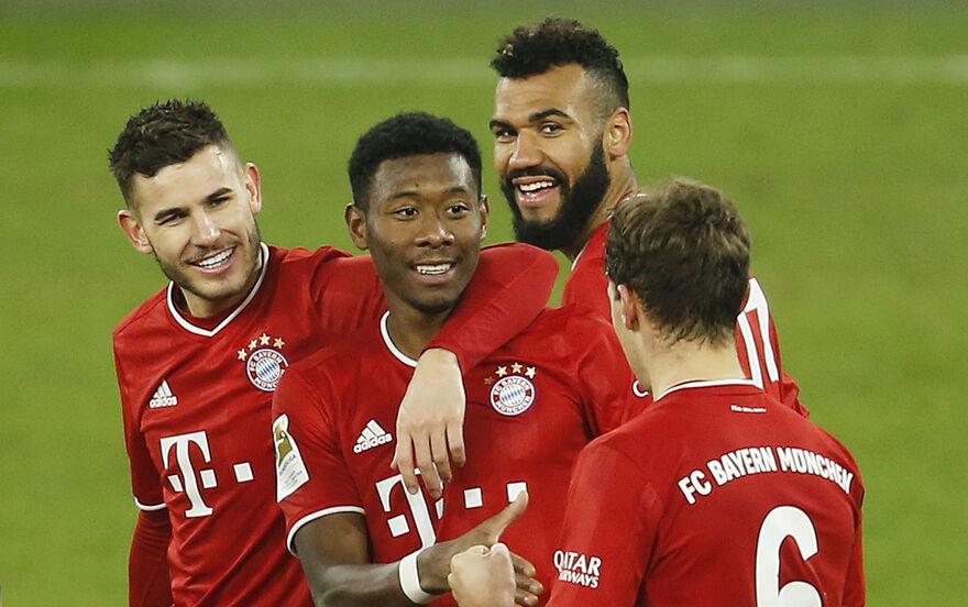 Bayern Schalke Statistik