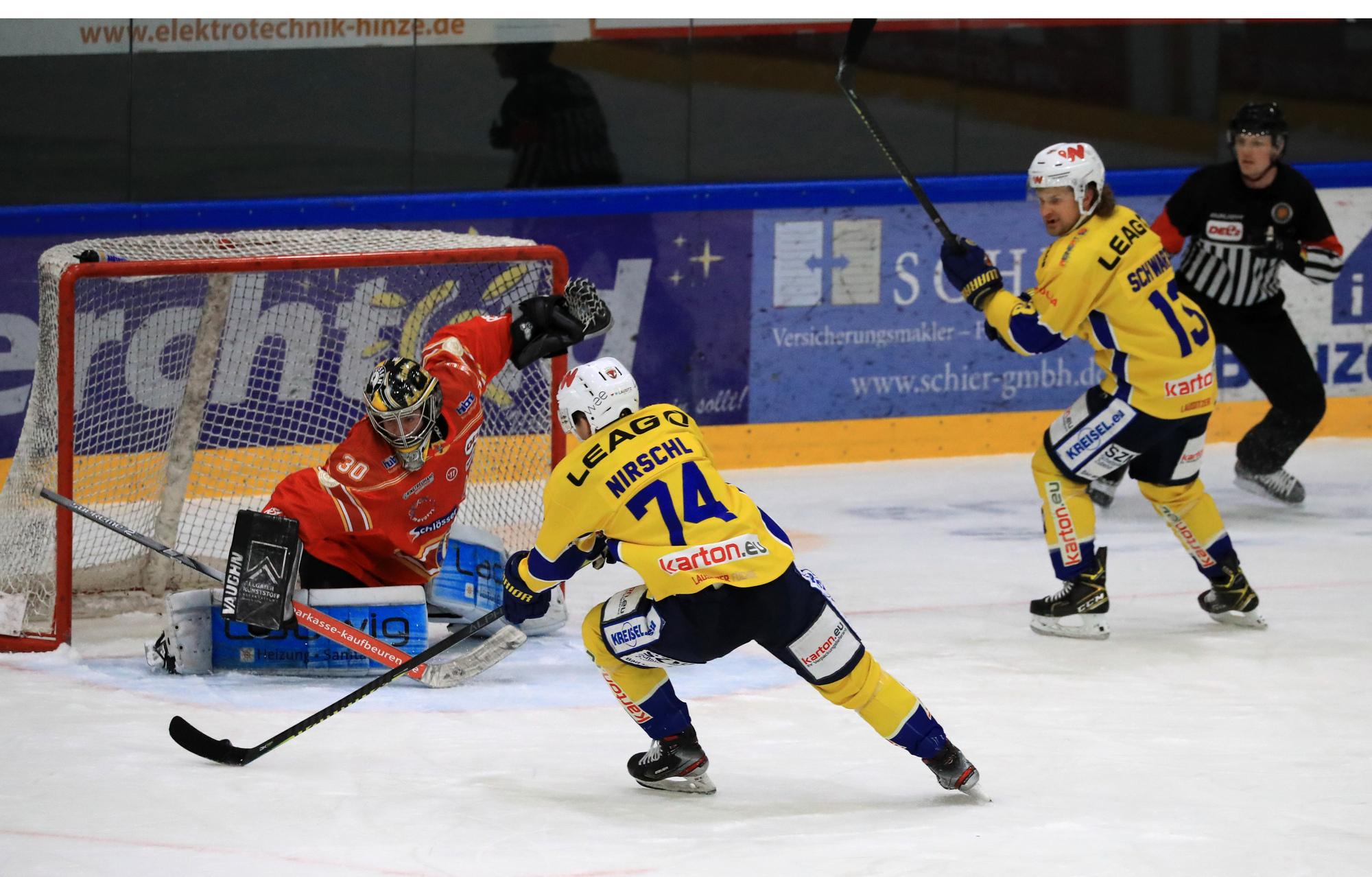 Eishockey Kaufbeuren Heute