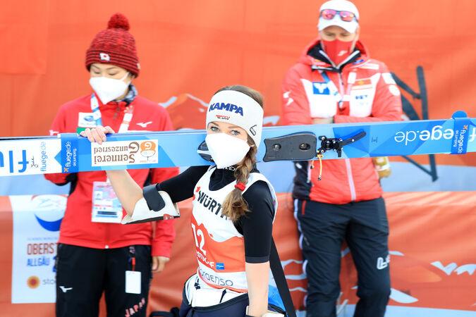 Ergebnis Oberstdorf Skispringen
