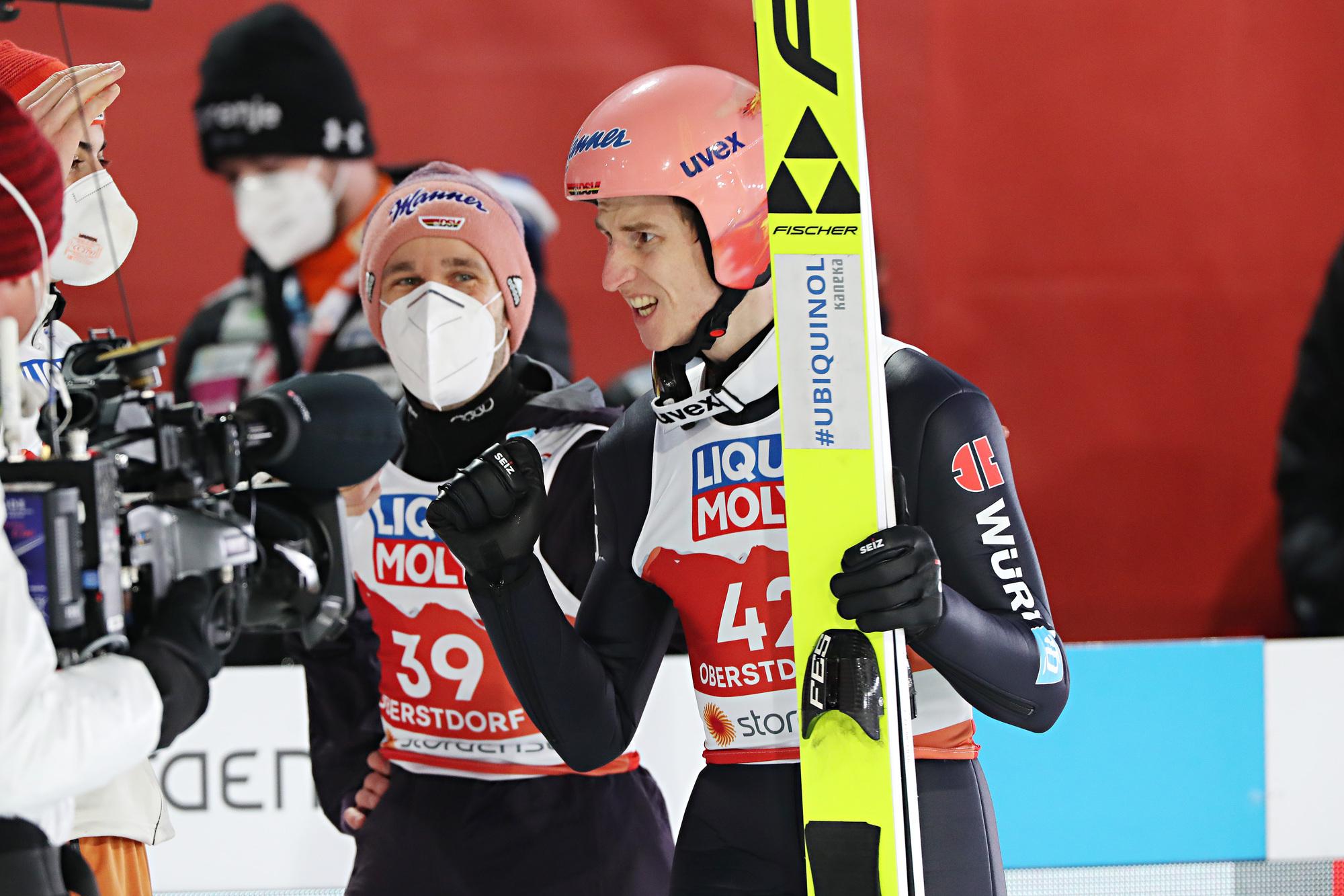 Olympische Winterspiele 2021 Skispringen