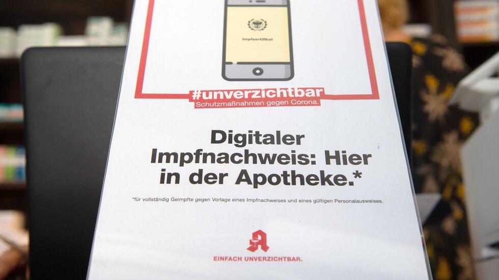 Digitaler Impfpass Allgau So Einfach Geht S Nachrichten Aus Kaufbeuren Allgauer Zeitung
